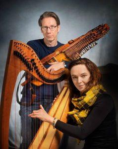 Olov Johansson och Catriona McKay